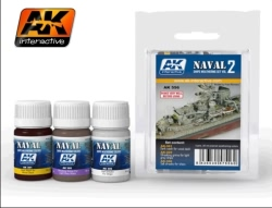 AK Interactive - Ship Weathering Set Vol 2