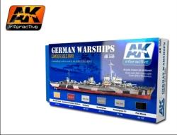 AK Interactive - German Warships Set