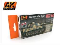 AK Interactive - German Color Set