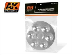 AK Interactive - Aluminium Pallets (6 Wells)