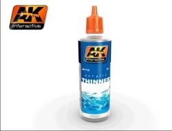 AK Interactive 17ml - Acrylic Thinner