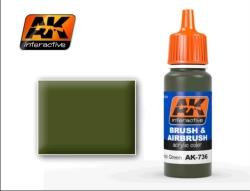 AK Interactive 17ml - Spanish Green