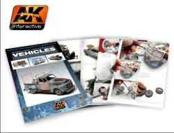 AK Interactive Book - Extreme Weathering - Vehicles