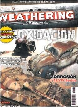 AK Interactive Weathering Magazine - Number 1