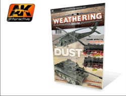 AK Interactive Weathering Magazine - Number 2 - Dust, Sand and Dirt Effects
