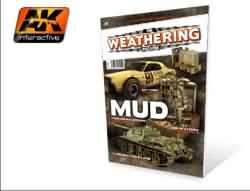 AK Interactive Weathering Magazine - Number 5 - Mud