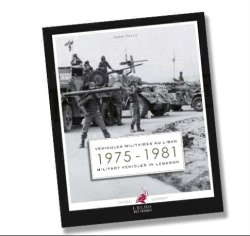 Military Vehicles in Lebanon 1975-1981