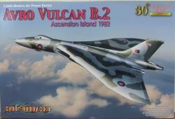 Dragon 1:200 - Avro Vulcan B2 - 30th Falklands War Anniversary