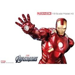 Dragon Avengers - Iron Man Mark VII - Model Kit