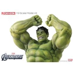 Dragon Avengers - The Hulk - Model Kit