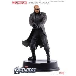 Dragon Avengers - Nick Fury - Model Kit