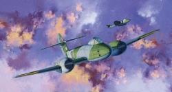 Dragon 1:72 - Gloster Meteor F.III