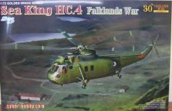 Dragon 1:72 - Westland WS-61 Sea King HC.4 Falklands War