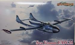 Dragon 1:72 - Sea Venom FAW.21 Fleet Air Arm