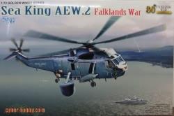 Dragon 1:72 - Sea King AEW.2 Helicopter Kit