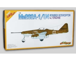 Dragon 1:48 - Me262A-1/U4 Bomber Interceptor With Engine Detail Kit