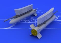 Eduard Brassin 1:72 - S-21 Soviet Unguided Rocket