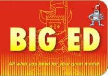 Eduard Big Ed Sets 1:32 - TBM-3  1/3 (Trumpeter)