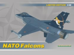 Eduard LTD EDT 1:48 - NATO Falcons