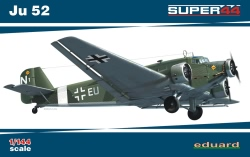 Eduard  1:144 - Ju 52  (Super44)