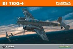 Eduard Profipack 1:72 - Bf 110G-4