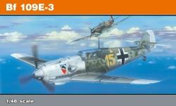 Eduard Profipack 1:48 - Bf 109E-3