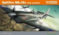 Eduard Profipack 1:48 - Spitfire Mk.IXc Late Version