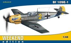 Eduard Weekend 1:48 - Bf 109E-1