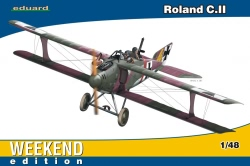 Eduard Weekend 1:48 - Roland C.II