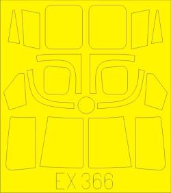 Eduard Masks 1:48 - Lynx HMA.8
