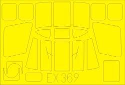 Eduard Masks 1:48 - Wessex HAS Mk.3 (Revell)