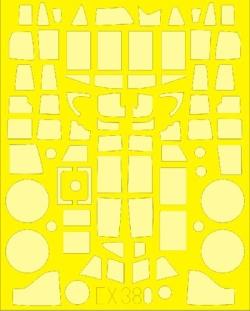 Eduard Masks 1:48 - Tu2T (Xuntong Model)