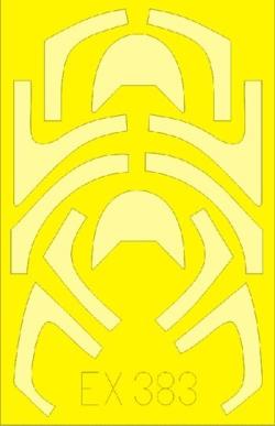 Eduard Masks 1:48 - T-45 (Kinetic)