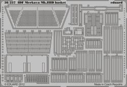 Eduard Photoetch 1:35 - IDF Merkava Mk IIID Basket (Hobbyboss)