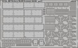 Eduard Photoetch 1:35 - IDF Merkava Mk IIID Armour Shields (Hobbyboss)