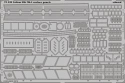 Eduard Photoetch 1:72 - Valiant BK.MK.I surface panels S.A. (Airfix)