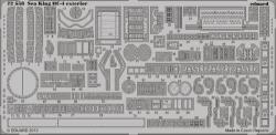 Eduard Photoetch 1:72 - Sea King HC-4 Exterior (Cyber Hobby)
