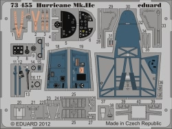 Eduard Photoetch 1:72 - Hurricane Mk.IIc (Airfix)
