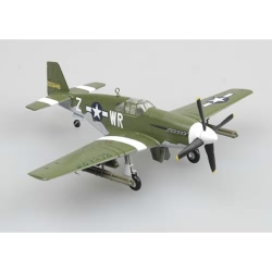 Easy Model 1:72 - P-51 B/C Mustang - Flown by 1st Lieutenant Henry Brown