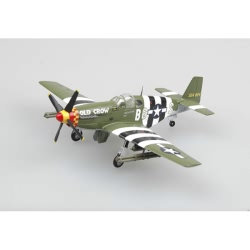 Easy Model 1:72 - P-51 B/C Mustang - Captain Clarence 'Bud' Anderson, 362 FS, 35