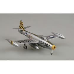 Easy Model 1:72 - F-84E-25 Thunderjet - 8th Fighter Bomber Squadron, Lt Donald J
