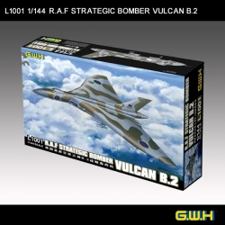 Great Wall Hobby 1:144 - RAF Strategic Bomber VULCAN B.2