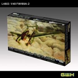 Great Wall Hobby 1:48 - WWII German Focke Wulf Fw189-A2