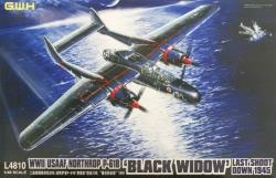 Great Wall Hobby 1:48 - WWII USAAF Northrop P-61A Black Widow 'Last Shoot Down'