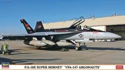 Hasegawa 1:72 - F/A-18E Super Hornet VFA-147 Argonauts