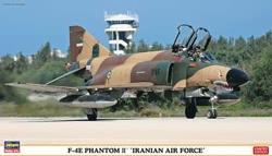 Hasegawa 1:72 - F-4E Phantom II Iranian Air Force