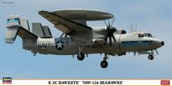 Hasegawa 1:72 - E-2C Hawkeye VAW-126 Seahawks