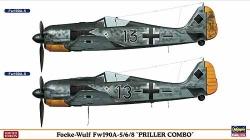 Hasegawa 1:72 - Focke-wulf Fw190A-5/6/8 Priller Combo
