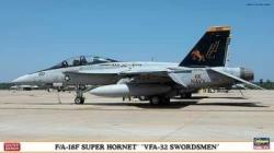Hasegawa 1:72 - F/A-18F Super Hornet 'VFA-32 Swordsmen'
