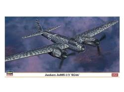 Hasegawa 1:72 - Junkers Ju88-1/3 KG66